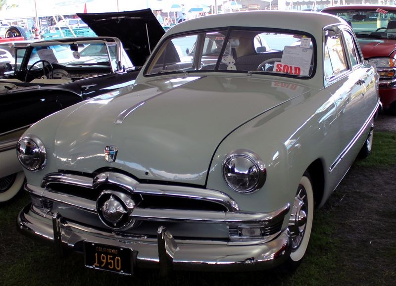 Pictures From Barrett Jackson 2010
