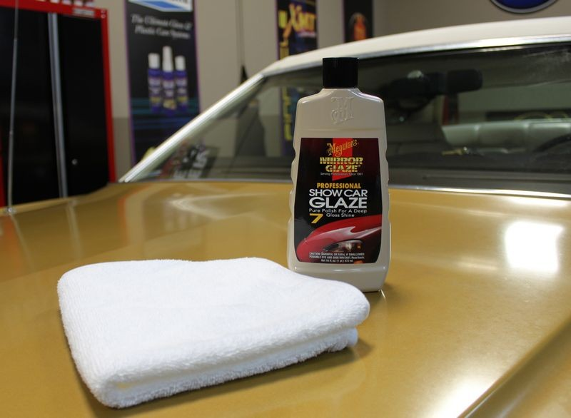 The Secret to Removing Oxidation and Restoring a Show Car Finish ...