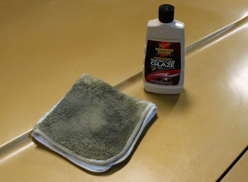 Paint Oxidation Removal Products