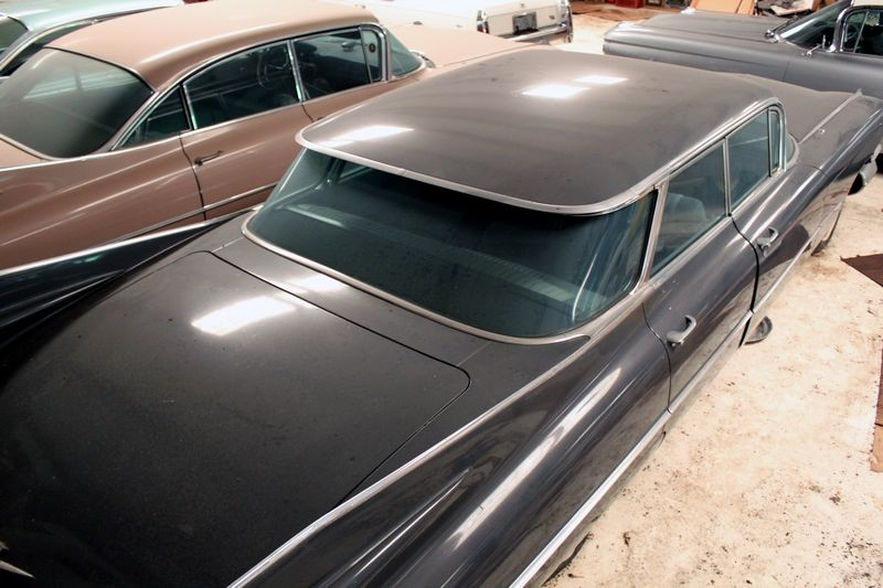 The Caddy King S Hidden Collection Of 1959 Cadillacs