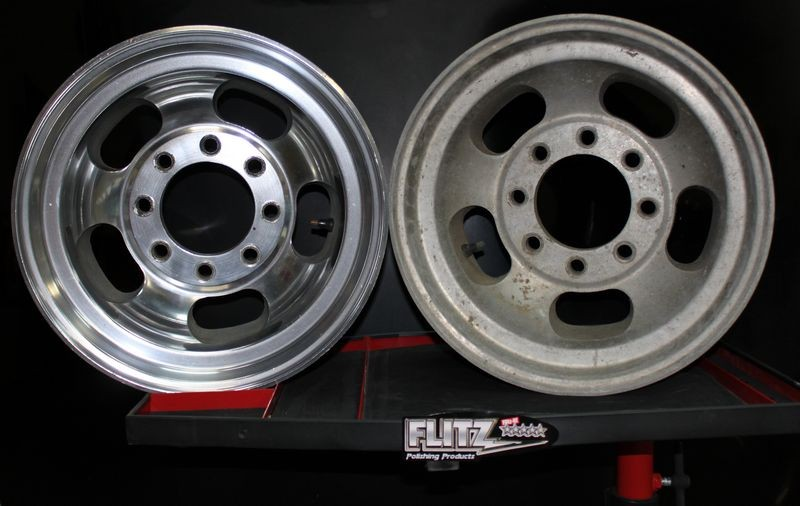 How To Polish Aluminum Wheels >> Show Car Garage Video: How to clean and polish aluminum