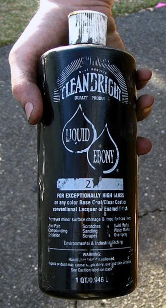 Clean Bright Liquid Ebony