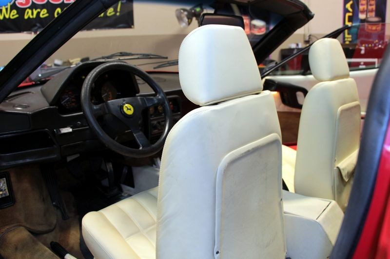 Steam Cleaning A Ferrari Interior With The Dupray Hill Injection Steam Cleaner