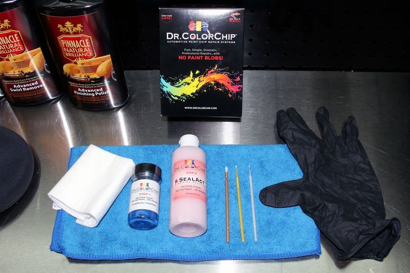 How to use the Dr  ColorChip Paint Chip Repair Systems