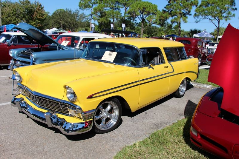 Chevy Nomad Rupes Bigfoot Show Car Makeover By Mike Phillips - Phillips chevy car show