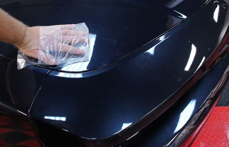 Light Sandpaper To File Car Paint