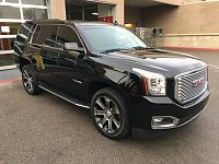 Specific Question About Yukon Denali Wheels With Inserts