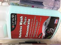 Ultima waterless wash plus color-img_5242jpg-jpg