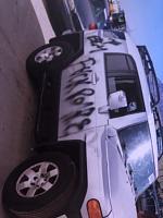 Riot, sorry protest, damaged fj cruiser.  Spray paint removal-62664885145__4982a4c6-8553-4435-87cf-820df020602b-jpg