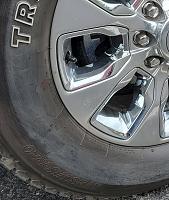 DP Tire Coating Fail - What'd I do wrong?-tire_fail-jpg