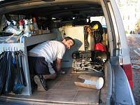Show Your Mobile Van Setup Page 2
