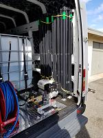 ... Mounted both of my California Palms 10 x 15 canopy frames in my Mobile rig today & Mounted both of my California Palms 10 x 15 canopy frames in my ...