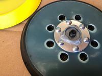 New Bauer (HF) 56367 long throw polisher - non-standard backing plate-2-jpg