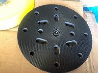 New Bauer (HF) 56367 long throw polisher - non-standard backing plate-3-jpg