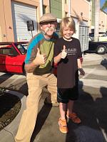 Pictures: Dennis Gage at Autogeek's Cars & Coffee!-imageuploadedbyagonline1416084539-731553-jpg