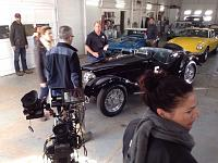 On the set of Chasing Classic Cars-imageuploadedbyagonline1397659626-595393-jpg