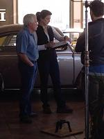 On the set of Chasing Classic Cars-imageuploadedbyagonline1397659636-929098-jpg