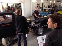 On the set of Chasing Classic Cars-imageuploadedbyagonline1397659677-095300-jpg