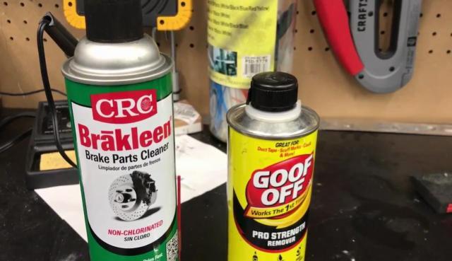 Goof Off vs 3M Adhesive Remover vs Brake Cleaner for removing sticky stuff-vlcsnap-2017-03-28-11h31m27s110-jpg