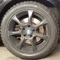 CarPro Ech2O QD, QD w/Reload, Rinseless Wash, with video-rim_tire_before.jpg