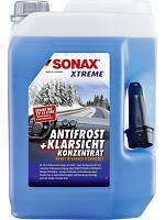 Sonax Windshield Washer Concentrate-02325050-sonax-xtreme-antifrost-klarsicht-konzentrat-5l-jpg