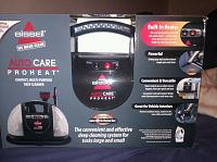 First time using Bissell Proheat-uploadfromtaptalk1334447910253-jpg