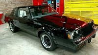 Off The Charts Cool Factor: 1987 Buick Grand National with 33,000 miles!-1460774934182-jpg