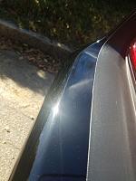 2015 Dodge Challenger Scat Pack - Black- *Soft Paint*-scratches-3-jpg