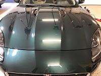 JCDetails S&S #1: 2015 Jaguar F-Type R Coupe-finished-hood-jpg