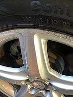 Griots Garage product stained my rims - here is my attempt at a fix-img_8246-jpg