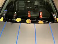 Wolfgang SiO2 Paint Sealant versus Traditional Sealants - Test!-img_2659-jpg