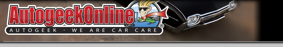 autogeekonline car wax, car care and auto detailing forum