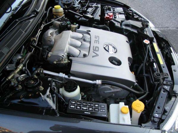 2003 Nissan Maxima -  Kenny Lee