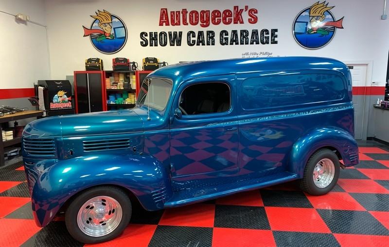 1947 Dodge Panel Delivery Streetrod before image
