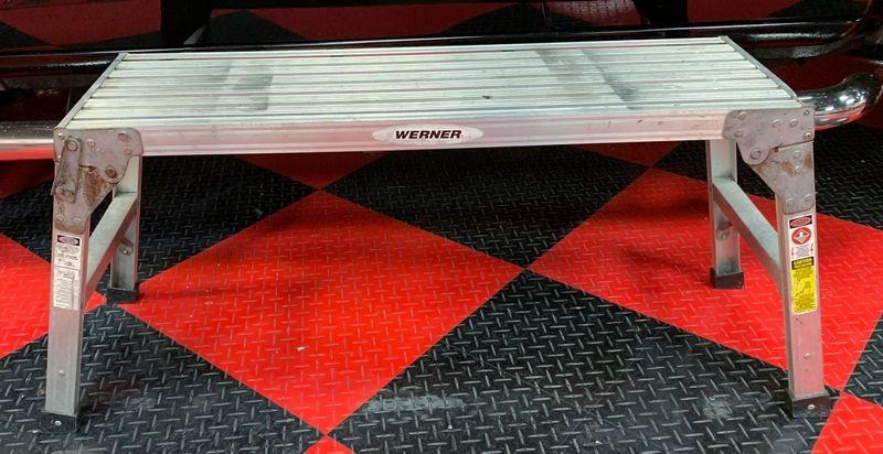 Werner work bench.