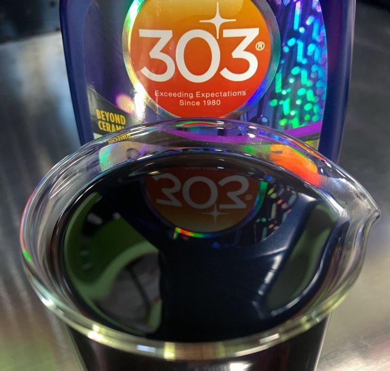 Mike Phillips Review: 303 Graphene Nano Spray Coating