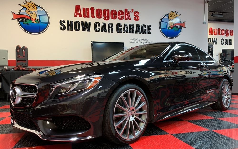 2016 Mercedes-Benz S550 4MATIC Coupe - Wolfgang Paint Correction and Ceramic Coating
