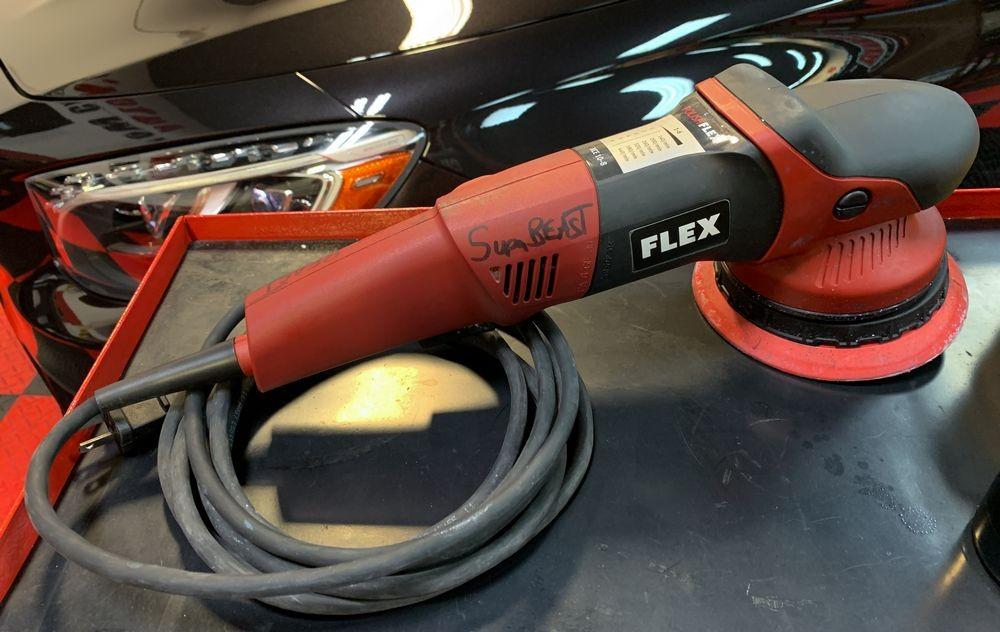 Flex XCE Polisher.