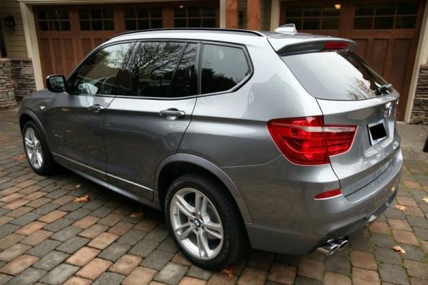 Top 2012 BMW X3 M-sport w/PO85RD, then OC-2 @IZ_59